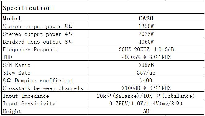 CA20(32) - Guangdong Enping Jinlai Li electronics factory